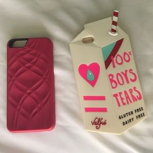 2 iPhone 6 Valfré phone cases